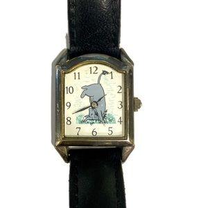 Vintage Ingersoll Classic Pooh Eeyore Wristwatch